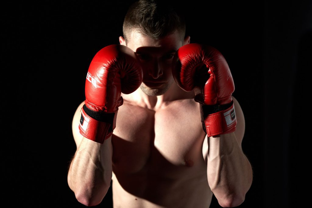Boxer - shadowed face featured image