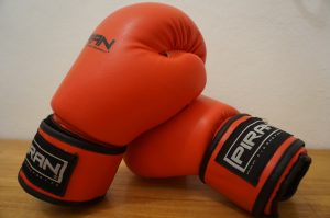 Red boxing gloves - feature image